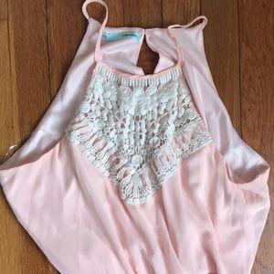Adorable Pink summer dress